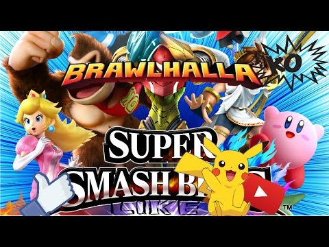 Gameplay EPIC1 BRAWLHALLA!!!  BY MARK WELLING