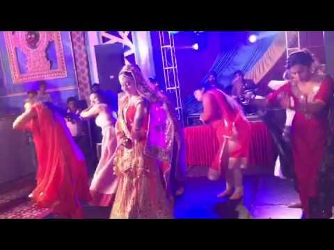 Punjabi Bride Dancing