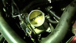 Lancer X Замена дроссельной заслонки от Outlander XL 3 0 V6