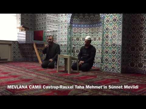 MEVLANA CAMİİ Castrop-Rauxel Taha Mehmet Oskay'ın Sünnet Mevlidi