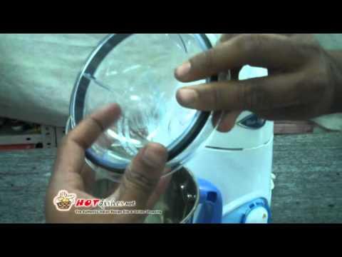 Preethi Zodiac Mixer-Grinder Demo | Preethi Zodiac Mixer Grinder Review and Usage | Preethi Mixie from YouTube · Duration:  19 minutes 36 seconds