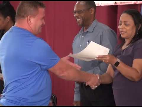 76 Foreigners Receive Belizean Nationality