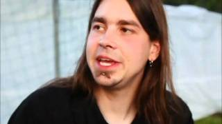 Insomnium, interview to Maila-Kaarina of Hard Blast 2010