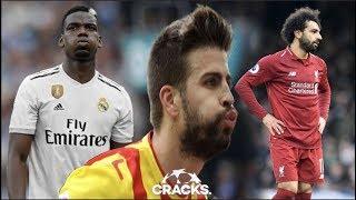 ** Watch Online ** POGBA El MADRID es un SUEO VENEZUELA vs CATALUNYA Por qu jugarn? CRISIS de SALAH
