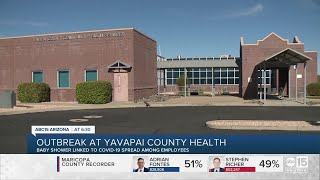COVID-19 outbreak at Yavapai County Health Services closes building after 10 staffers positive