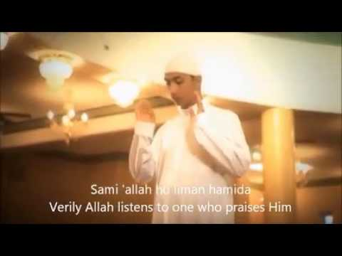 How To Pray Salah Namaz Basic Islam For New Muslims Video 05