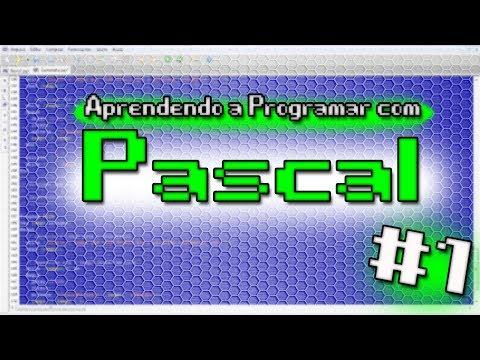 Programando com Pascal #1 - Pascal, Pascalzim e Tetriz !! =]