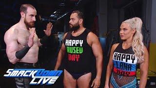 Aiden English apologizes to Rusev & Lana: SmackDown LIVE, Aug. 7, 2018