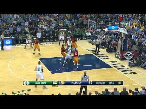 Boston Celtics vs Indiana Pacers | March 15, 2016 | NBA 2015-16 Season