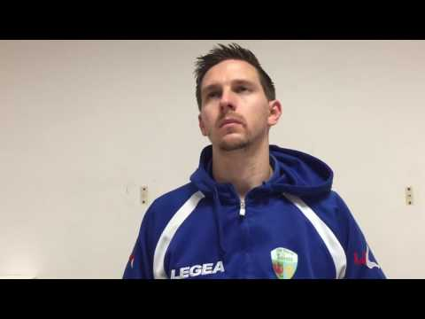 Post Match Interview with Steve Saunders - Livingston