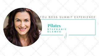 Pilates with Stephanie Slawek