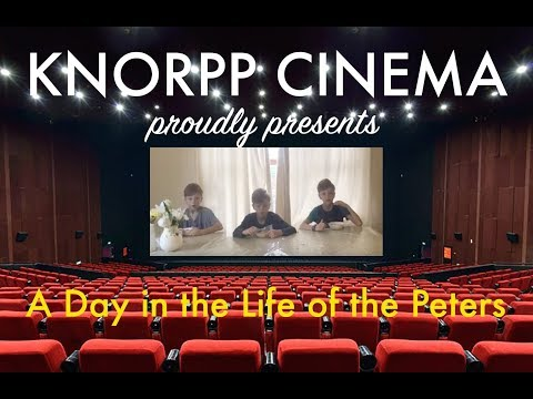 KNORPP CINEMA : A DAY IN THE LIFE OF THE PETERS : Traveling Full-time w/9 kids