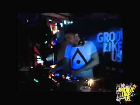 GROOVE LIKE US Presents DJ REN-D Live Mix @ The Playground (malta) 26.04.14