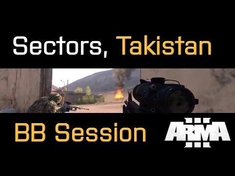 Battleboys ArmA 3 - Sectors, Takistan