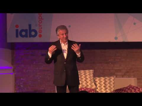 IAB Europe - Interact 2017: Gian Fulgoni, CEO and Co-founder, comScore