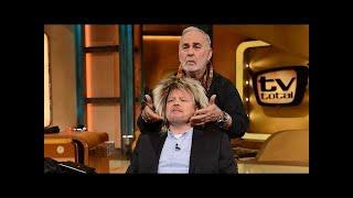 Udo Walz verpasst Stefan einen neue Frisur - TV total classic