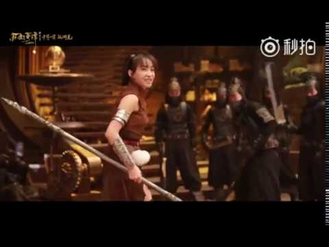 古劍奇譚之流月昭明 Victoria Making Film - YouTube