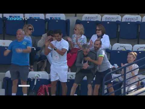 Watch Murray Advance In Dubai Opener