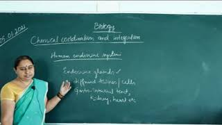 I PUC | BIOLOGY| Chemical coordination and integration-01