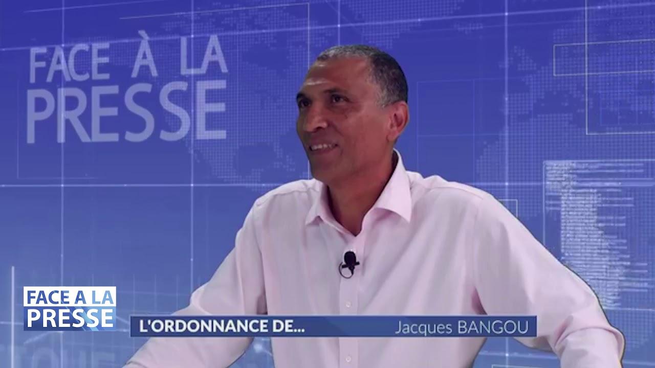 FACE A LA PRESSE avec Jacques BANGOU Partie 2