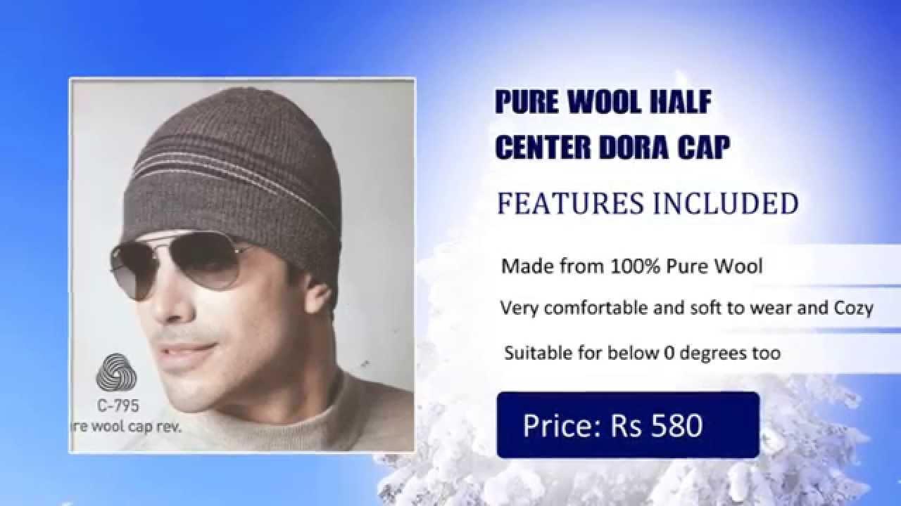 Woollen Caps for Men Online Shopping India - Buy Mens Woollen Caps ... e06649a1f8bd