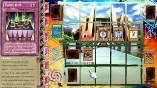 Yu-Gi-Oh! GX Power Of Chaos Jaden The Fusion. Exodia card.