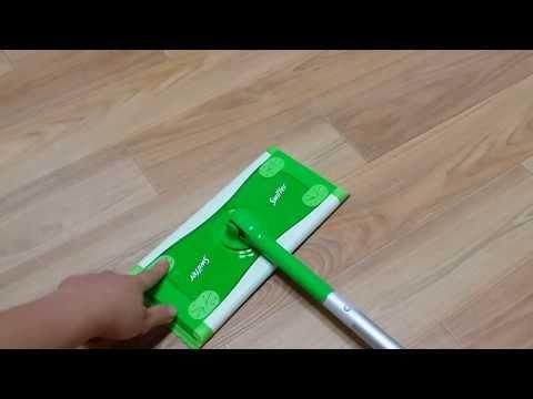 0 - Швабра для миття підлоги з мікрофіброю
