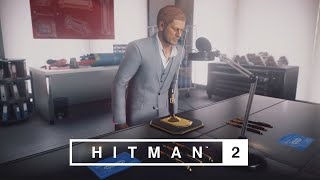 Hitman 2 - Sean Bean Elusive Target Full Mission Briefing Trailer