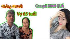Cụ Bà 65 Tuổi Cưới Chồng Tây Đẹp Trai 28 Tuổi II Hành Động Bất Ngờ Của con Gái Út