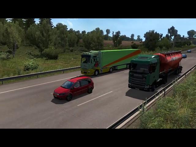 German Maniac Truckers [GMT] mit dem MAN TGX Euro 6 von Hannover nach Kiel
