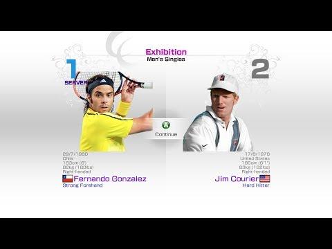 virtua-tennis-4-sega-fernando-gonzalez-vs-jim-courier-rafael-nadal-roger-federer