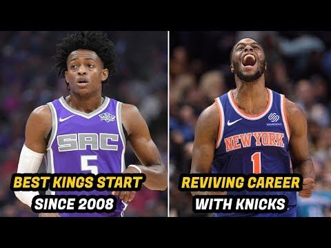 7 NBA Players Surprising Everybody in the 2018-19 NBA Season