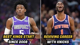 7 NBA Players Surprising Everybody in the 2018-19 NBA Season