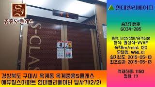 경상북도 구미시 옥계동 옥계중흥S클래스에듀힐스아파트 현…