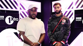 Aystar - Voice Of The Streets Freestyle W/ Kenny Allstar on 1Xtra
