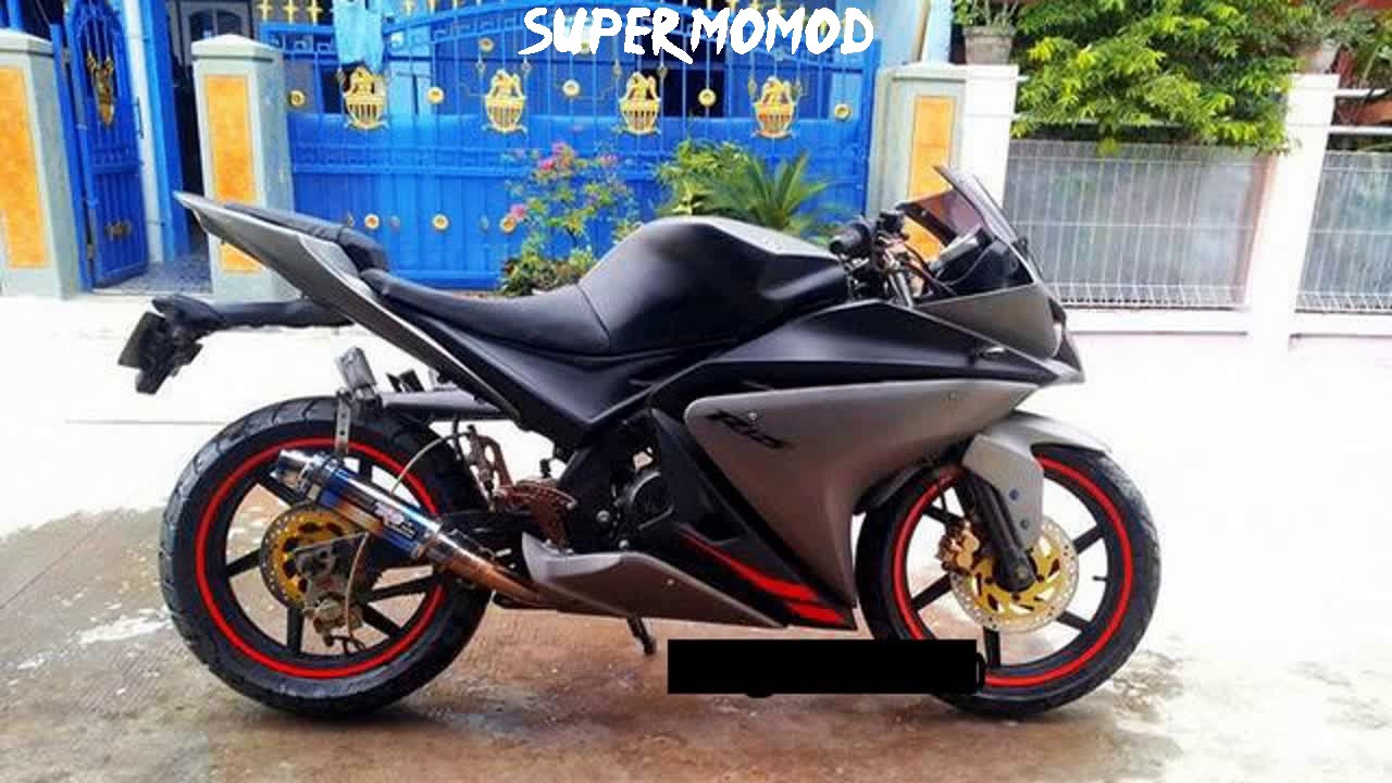 Modifikasi Vixion Advance Full Fairing 2 Youtube Knalpot R9 Gpx Titanium Limited Edition Ninja 250 Rr Mono Z250sl