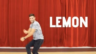LEMON by N.E.R.D Feat. Rihanna #APEChoreography