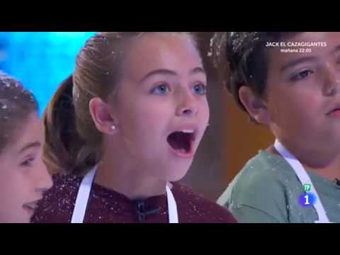 Master Chef Junior 5 Capitulo 5