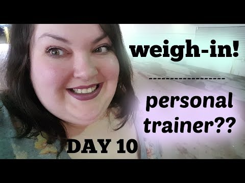 DAY 10 WEIGH-IN 2 WEIGHTLOSS JOURNEY