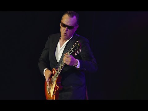Joe Bonamassa - Just 'Cos You Can Don't Mean You Should - Helsinki Ice Hall, Finland Sept 22, 2018
