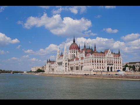 Budapest, Hungary - city tour