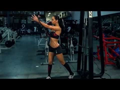 Low To High Wood Chop Exercise - BPI Sports