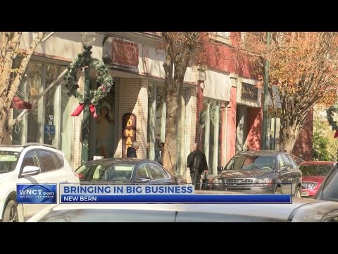 New Bern businesses excited for Small Business Saturday