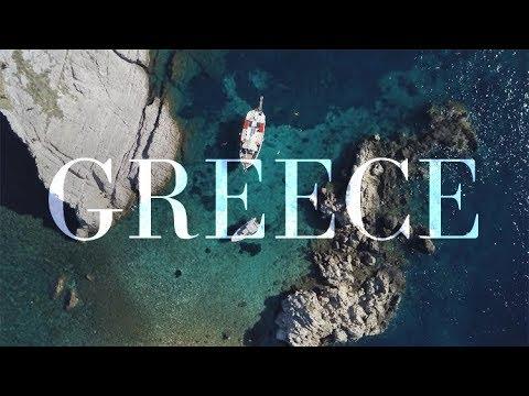 GREECE: A Blue Ocean Paradise