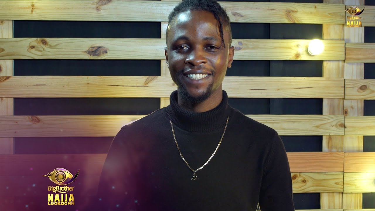 Meet Laycon – BBNaija | Big Brother: Lockdown | Africa Magic