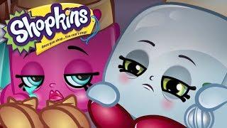 SHOPKINS Cartoon - BINGE WATCHING | Cartoons For Children