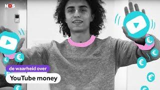 Dit verdienen YouTubers met RECLAMEDEALS |  De waarheid over YOUTUBE MONEY 2/4