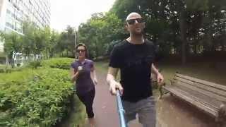 Running in Daecheong