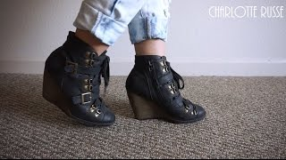 SHOE COLLECTION   WEDGES