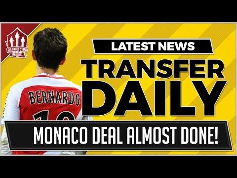 Bernardo SILVA In Advanced MAN UTD Talks | MUFC Transfer News